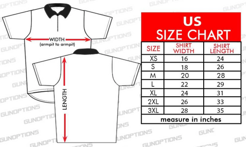 Shooting Shirt - Select Shooting Supplies