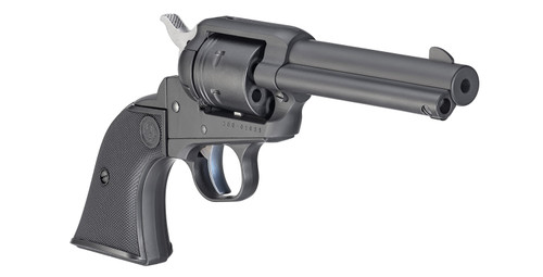 Ruger Wrangler Single-Action Revolver in Black Cerakote 22LR