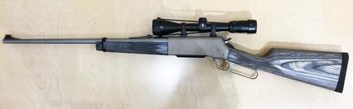 USED Browning BLR Lightweight Take-Down .270 w/Bushnell 3500 Elite