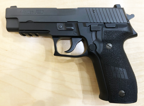 USED Sig Sauer P226R