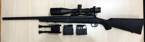 USED Savage Model 10 FCP-SR .308 w/Bushnell Elite Tactical 4.5-30 x 50mm