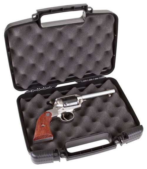 "Flambeau Safe Shot Pistol Case, 17"", Black, 1711"