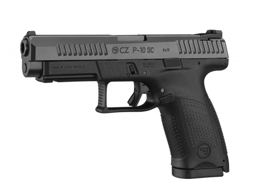 CZ P10 SC Semi Compact Stryker Fired 9mm