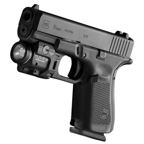 Streamlight - TLR-8® G GUN LIGHT WITH GREEN LASER AND SIDE SWITCH