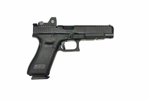 Glock 34 GEN5 MOS FS Red Dot Combo with Bonus Pack