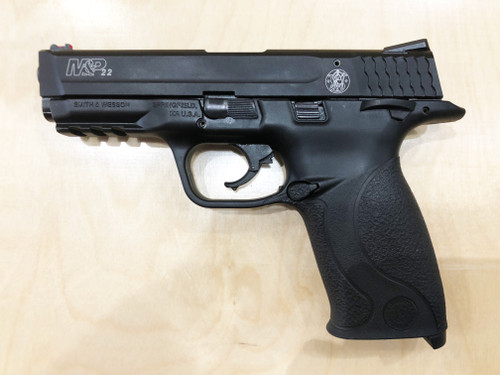 USED Smith & Wesson M&P 22 .22LR w/Four Magazines & Holster