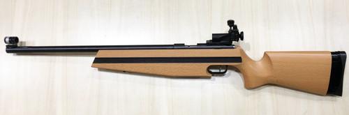 USED Anschutz 64R Sporter Target .22LR w/Case, Anschutz Sight Set and Bipod