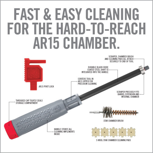Real Avid Chamber Boss - AR-15