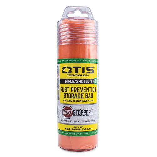 OTIS - Rust Stopper™ Rust Prevention Storage Bag - Rifle/Shotgun 2 Pack