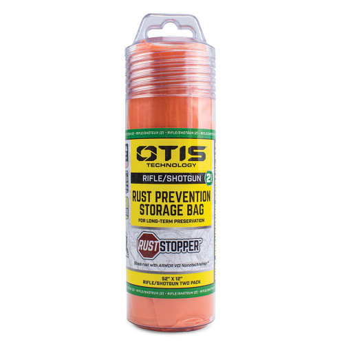 OTIS - Rust Stopper™ Rust Prevention Storage Bag - Rifle/Shotgun 2 Pack