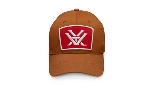 Vortex Men's Patch Cap - Chestnut
