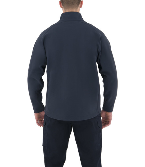 MEN'S SOFTSHELL JOB SHIRT - 1/2 Zip