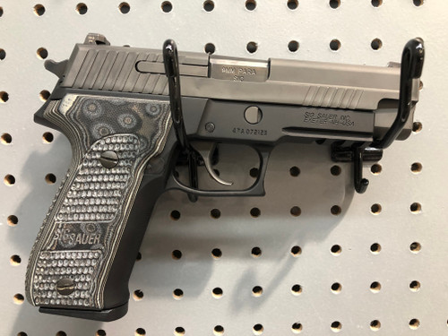 USED Sig Sauer P226 Extreme 9mm w/Three Magazines
