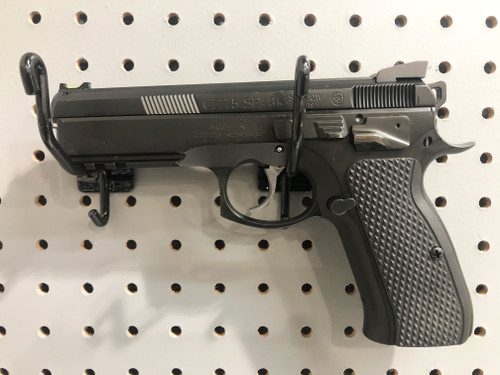 USED CZ 75 SP-01 Shadow 9mm w/Upgrades and Lots of Accessories