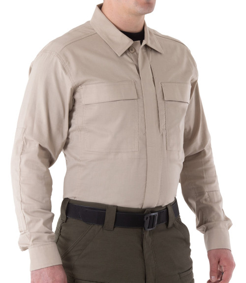 MEN'S V2 BDU LONG SLEEVE SHIRT