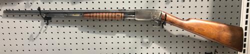 USED Remington Model 12A Pump Action .22lr