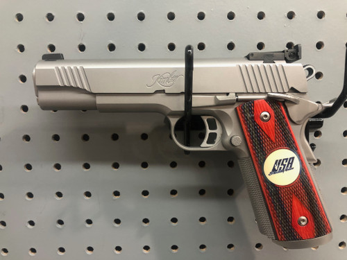 USED Kimber Team Match 2 9mm w/Four Magazines