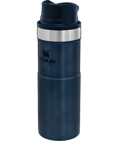 STANLEY -CLASSIC TRIGGER-ACTION TRAVEL MUG | 16 OZ