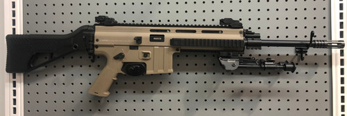 USED GSG15 Tan .22LR w/Two Magazines and Caldwell BiPod