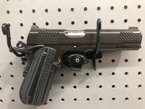 USED Kimber Super Carry Custom HD .45ACP w/Six Wilson Combat Elite Tactical Mags