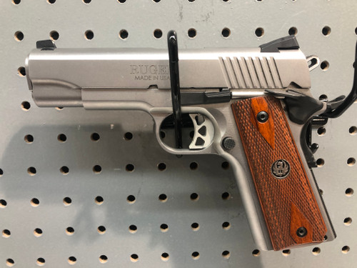 USED Ruger SR1911 Commander .45ACP