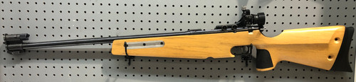 USED Anschutz 1427 Biathlon .22LR w/Accessories