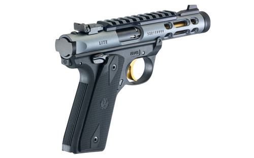 Ruger Mark IV 22/45 Lite .22LR - Diamond Grey
