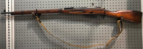 USED Mosin Nagant 91/30 (1943) 7.62x54R