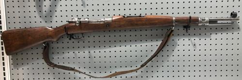 USED Yugoslavian Mauser 24/47 8mm Mauser