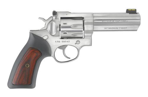 """Ruger GP100 Revolver .357 Magnum 4.2""""  (7 Shot)"""
