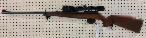 USED Anschutz 1515-1516 .22 Magnum w/Leupold Scope