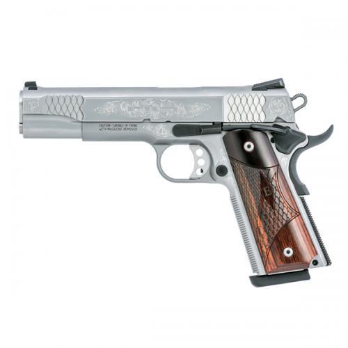 Smith & Wesson SW1911 E-Series Engraved .45ACP