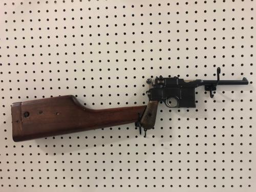 USED Mauser C96 Broomhandle 7.63x25 w/Box Stock