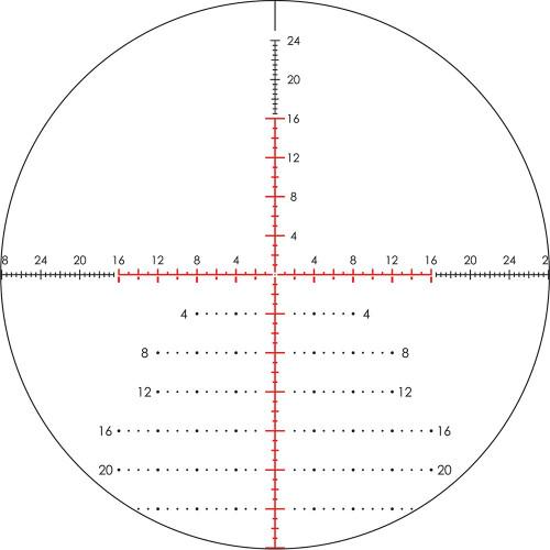 Vortex Razor LHT 4.5-22x50 FFP XLR-2 MOA