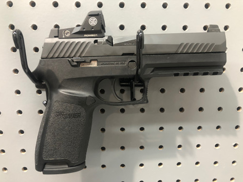 USED Sig Sauer P320 RX w/Romeo 1 Red Dot - 9mm