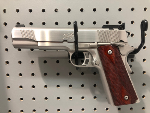 USED Kimber Stainless Gold Match II - 45ACP