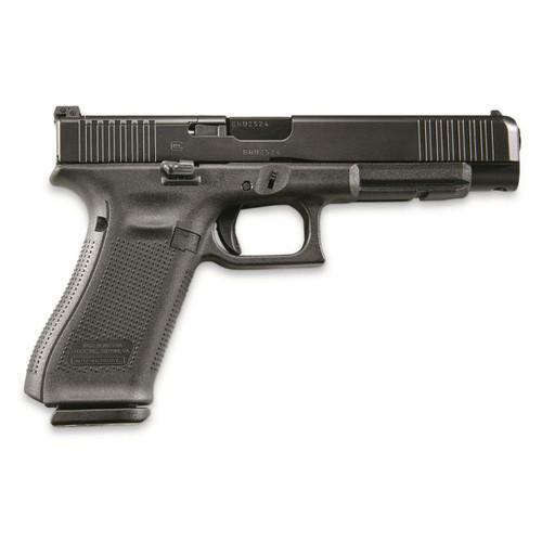 Select Shooting Supplies Sticker Draw (Glock 34 Gen 5 MOS w/Red Dot)