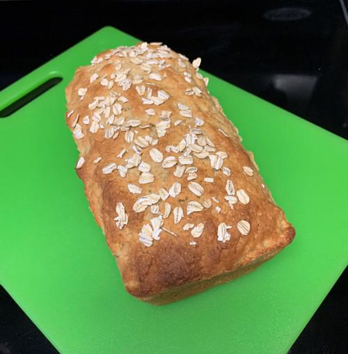 Gluten Free Honey Oat Loaf