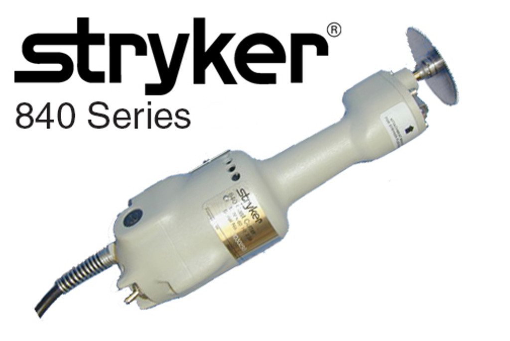Stryker cast saw service manual