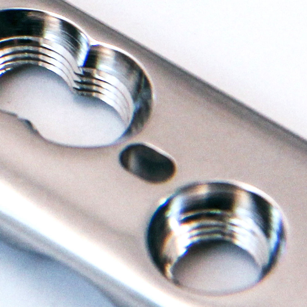 3.5mm VOI Elite Locking TPLO Plate - Left