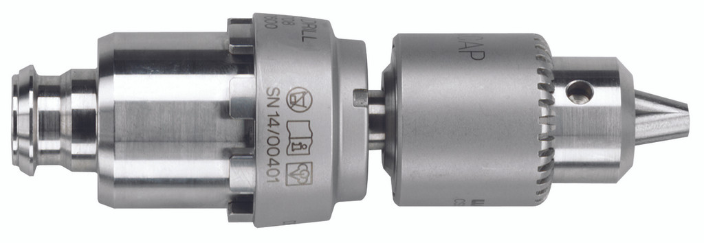 DeSoutter Drill Head, Jacobs for V-MBQ-708 Handpiece 18320 1 year warranty