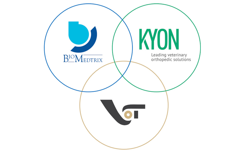 Veterinary Orthopedic Implants joins BioMedtrix and Kyon