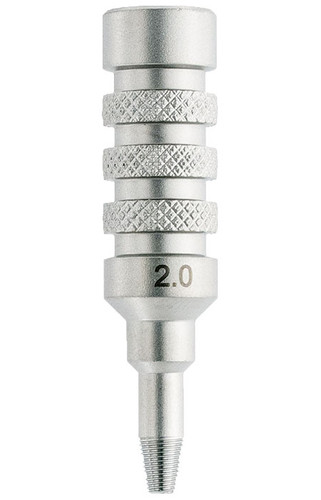 2.0mm Double Threaded Locking Drill Guide