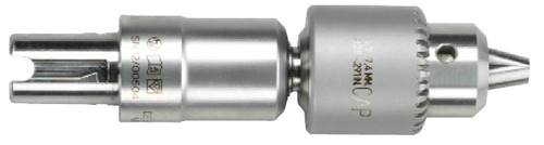 deSoutter Traumadrive Reamer Head Attachment - 1/4 inch Jacobs