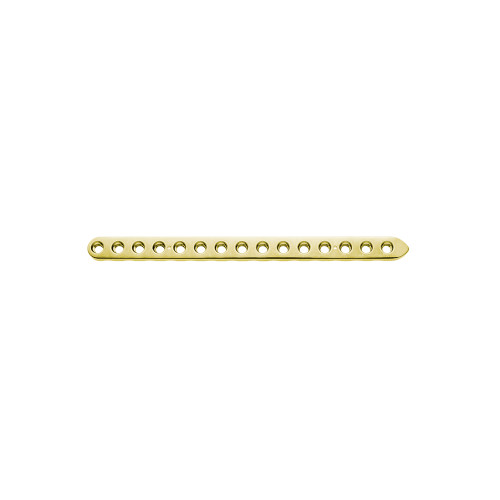 HYPROTECT-3.5mm Broad DT Locking Fracture Plate-15 Hole