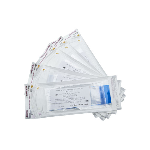 Shroud, Sterile, For Stryker Small NiMh Aseptic Battery, Disposable-5 Pack