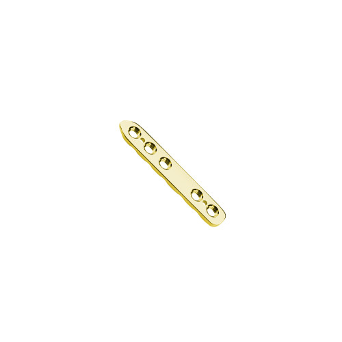 HYPROTECT-2.0mm Lengthening Plate, DT Locking, Low Contact-5 Hole, Short
