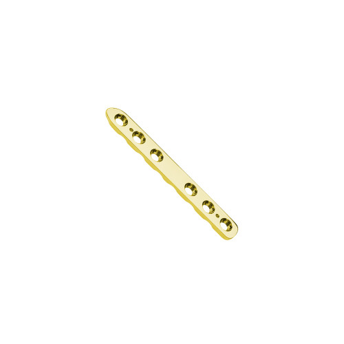HYPROTECT-2.4mm Lengthening Plate, DT Locking, Low Contact-6 Hole, Short