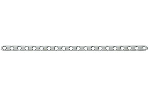 1.5mm Titanium 20 hole Straight Fracture Plate