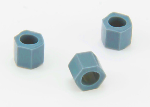 Blue Code Rings - 50 Pieces